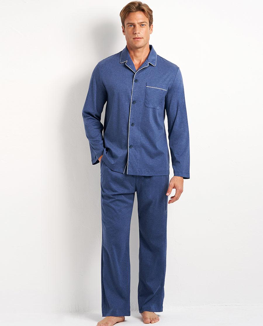 Aimer Men睡衣|愛慕先生棉質家居長褲NS42D761
