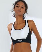 爱美丽运动未来主义无托背心式模杯运动文胸IM61AXK1