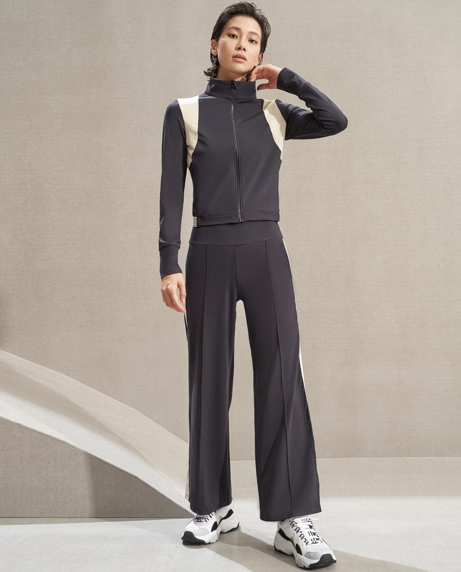 Aimer Sports睡衣|爱慕运动运动派对休闲喇叭长裤AS153K