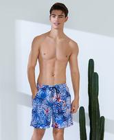 爱美丽泳衣热带风潮男式沙滩裤IM64AXA1