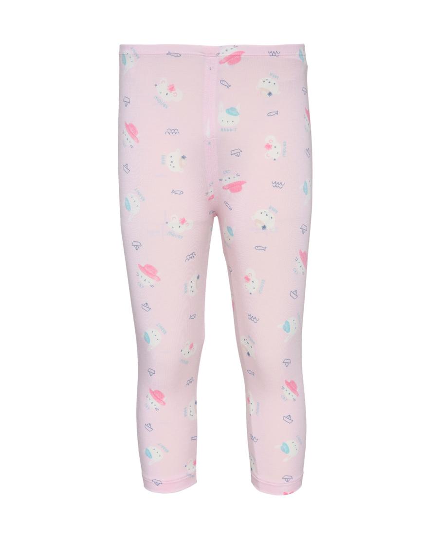 Aimer Baby睡衣 愛慕嬰兒小伙伴女嬰長睡褲AB142252