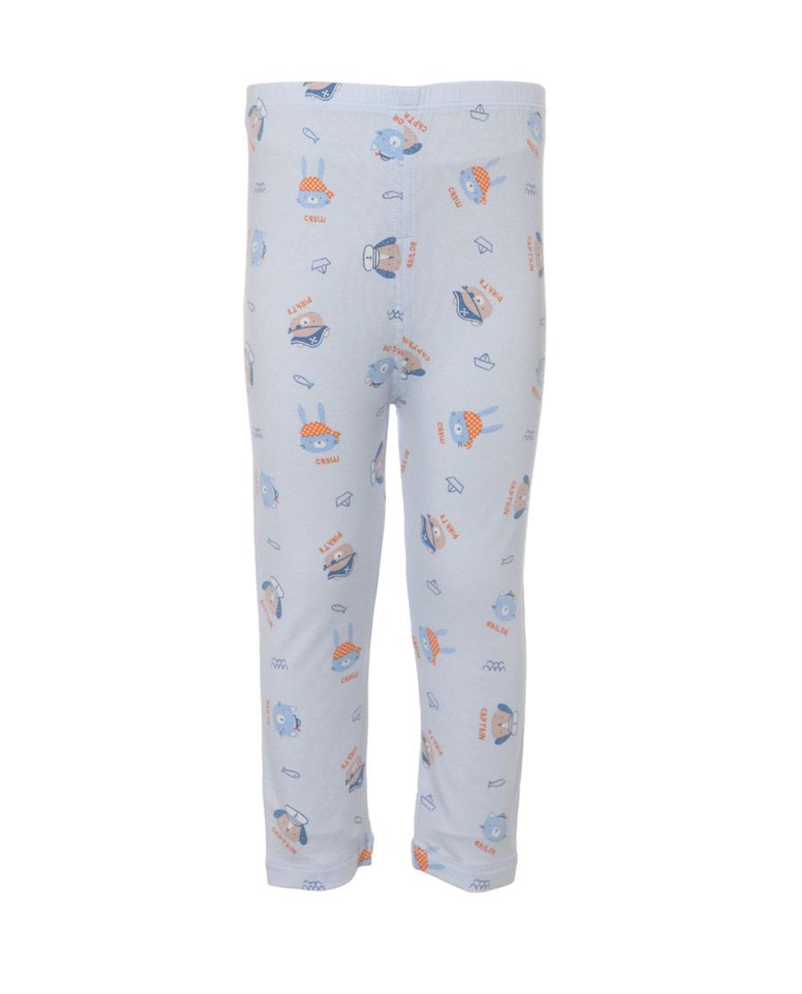 Aimer Baby睡衣|爱慕婴幼小海盗男童长睡裤AB242253