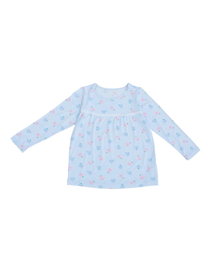 Aimer Kids睡衣|爱慕儿童果香物语女孩套头长袖睡衣AK1412881