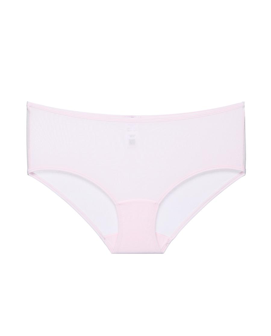 Aimer內褲|愛慕(2件包)莫代爾基礎中腰三角褲AM2