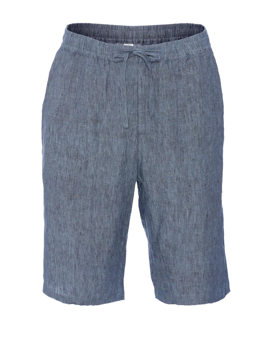 Aimer Men睡衣|爱慕先生休闲亚麻短裤NS82D613