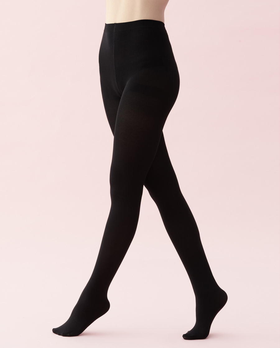 JOURVA襪子|足哇(2雙裝)柔暖心意150D吸濕發熱連