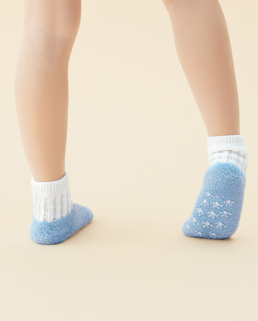 JOURVA袜子|足哇贴心宝贝儿童地板袜JV5110441