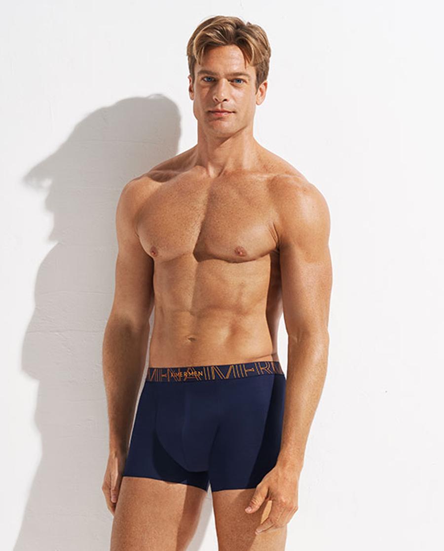 Aimer Men內褲|愛慕先生縱享絲滑裝腰平角褲NS23D87