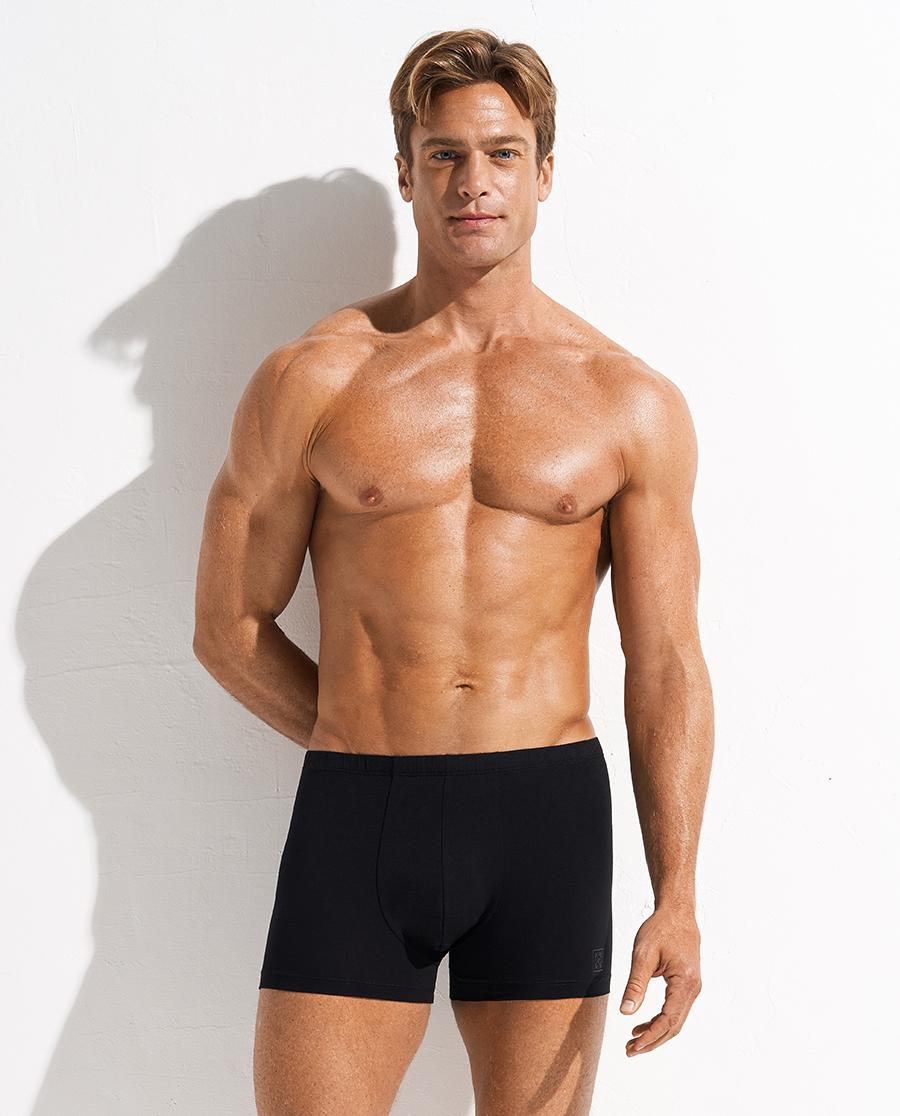 Aimer Men内裤|爱慕先生15周年特别系列包腰平角裤NS2