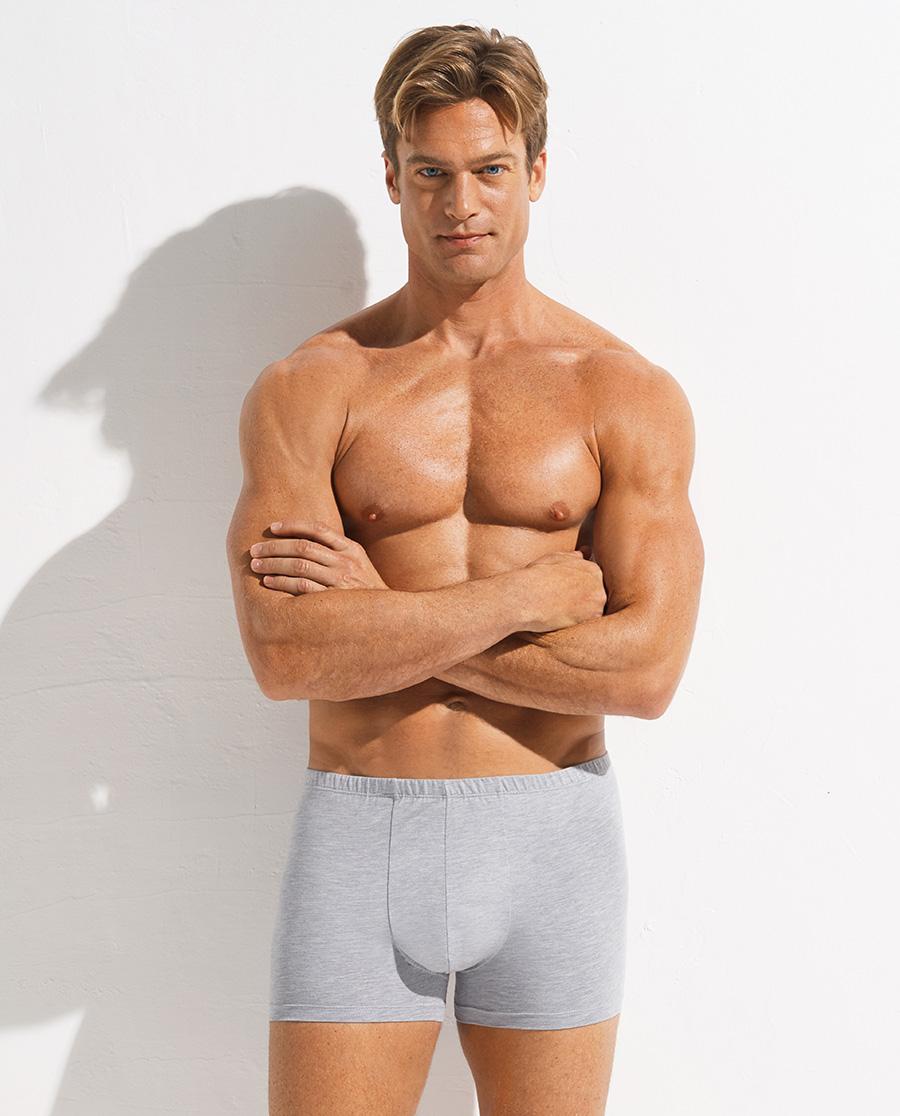 Aimer Men內褲|愛慕先生天竹系列雙件包腰平角褲NS23D