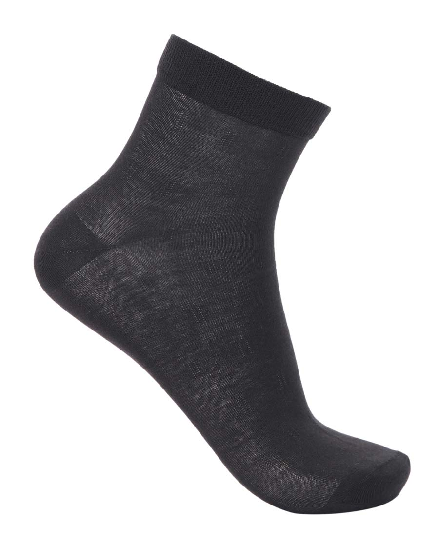 Body Wild襪子|寶迪威德20SS素色商務襪純棉薄襪ZBN