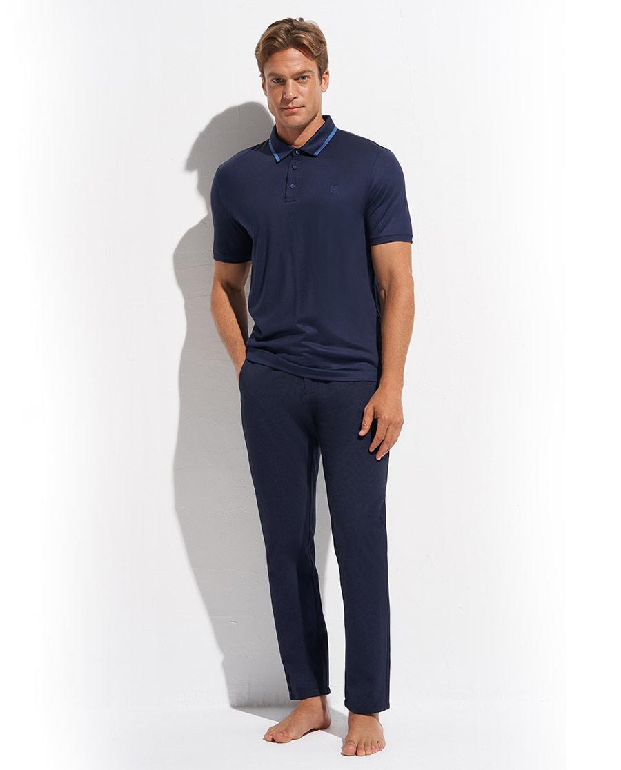 Aimer Men睡衣|爱慕先生商务百搭裤长裤NS82D651