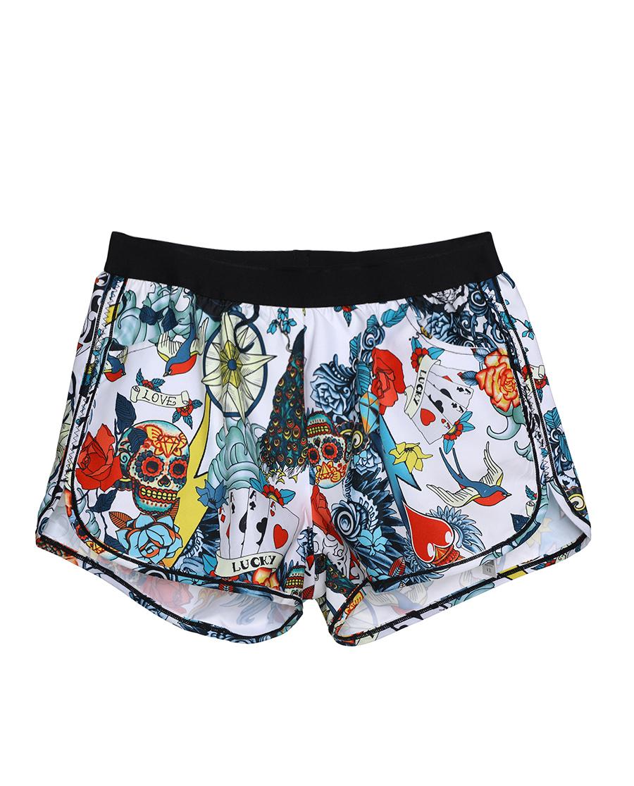 Aimer泳衣|愛慕炫酷沙灘沙灘短褲AM604291