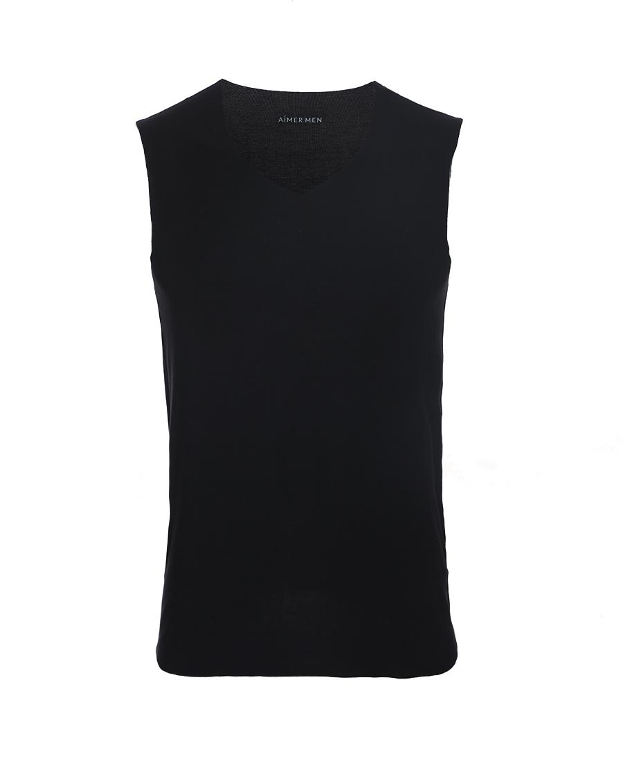 Aimer Men睡衣|愛慕先生20SS莫代爾無痕兩件裝在線特供