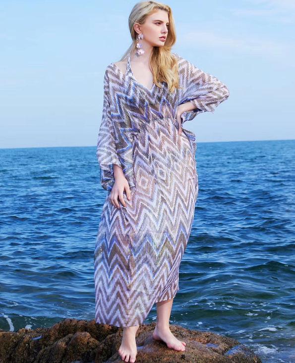 La Clover泳衣 La Clover金沙海岸沙滩裙GT18GS709