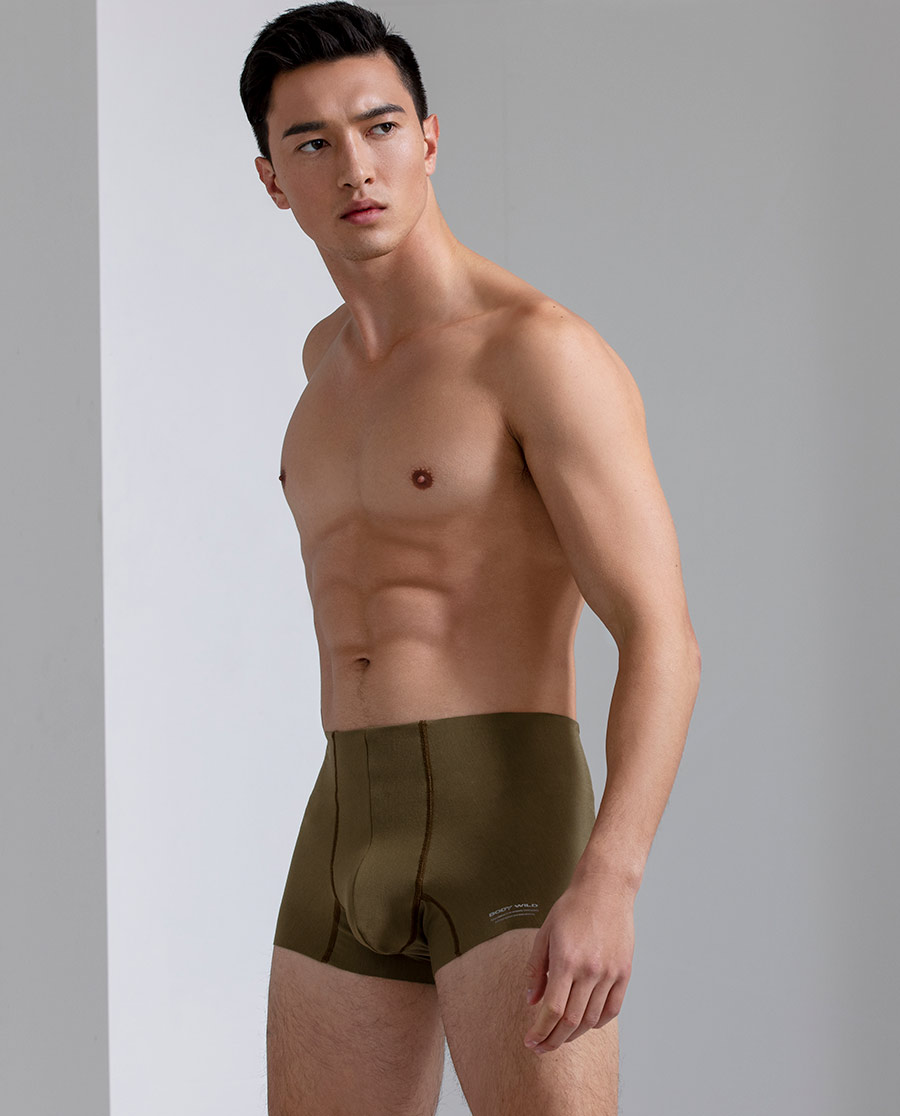 Body Wild內褲|寶迪威德新品AIRZ男士平角內褲ZBN2