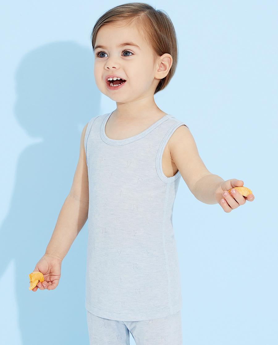 Aimer Baby睡衣|爱慕婴儿植物凉爽背心AB2112581