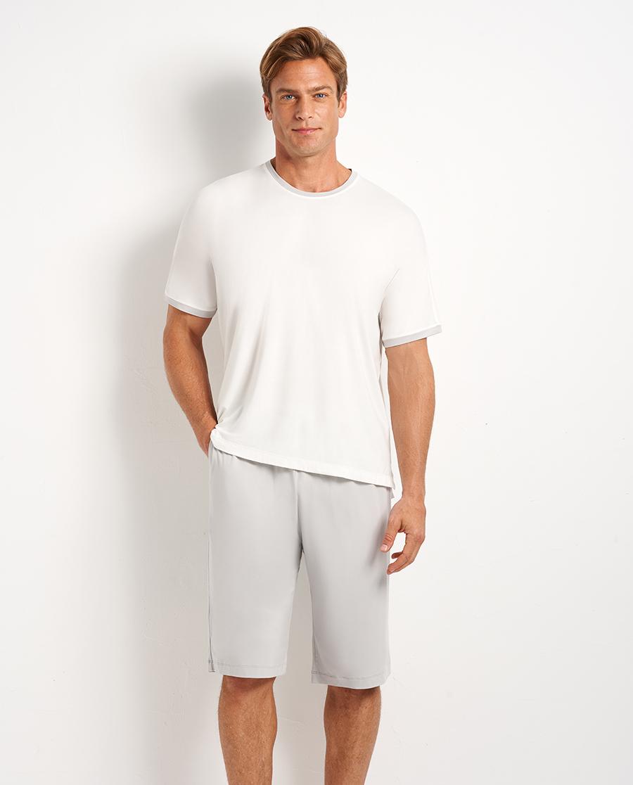 Aimer Men睡衣|爱慕先生20SS静享夏日短裤NS42D8