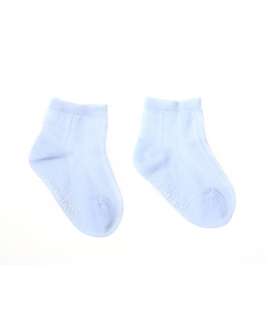 Aimer Baby配饰|爱慕婴儿20SS袜子男婴幼薄棉网眼短袜A