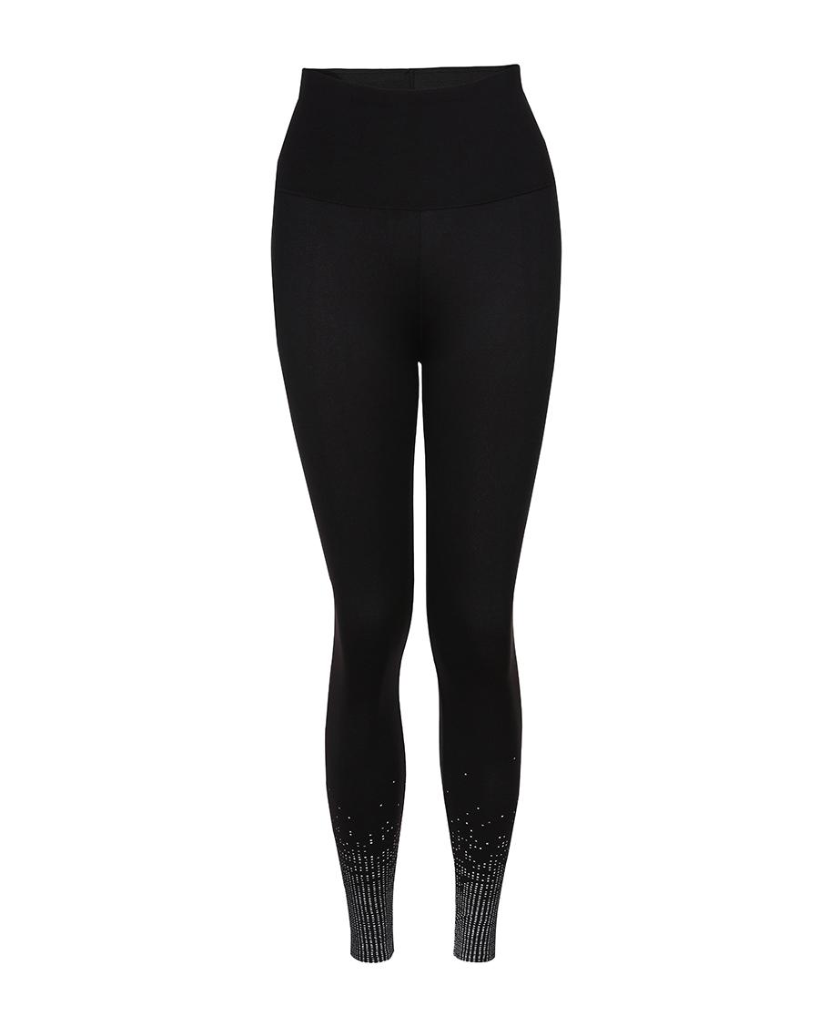 Aimer Sports运动装| 爱慕运动夜跑先锋II跑步八分裤AS15