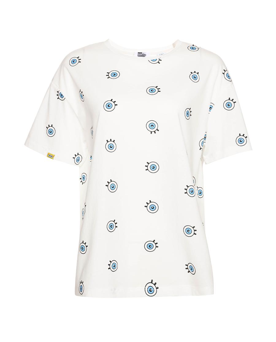 IMIS睡衣|愛美麗海綿寶寶大系列T恤IM45AYC1
