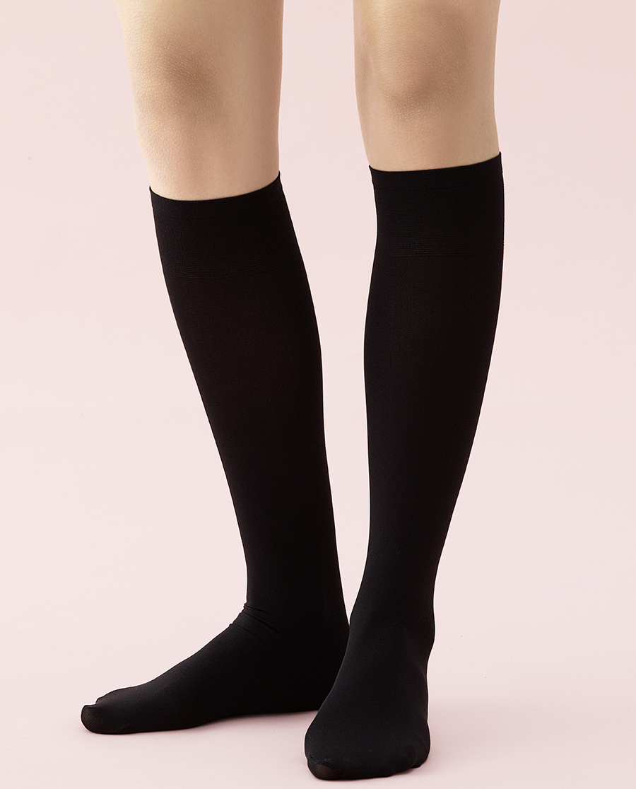 JOURVA袜子|足哇精致生活女士小腿袜JV1110521