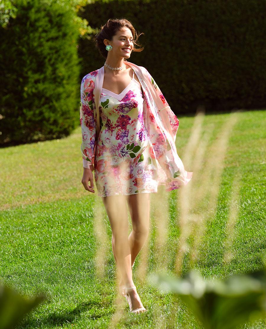 La Clover睡衣|LA CLOVER蘭卡文20SS錦上添花