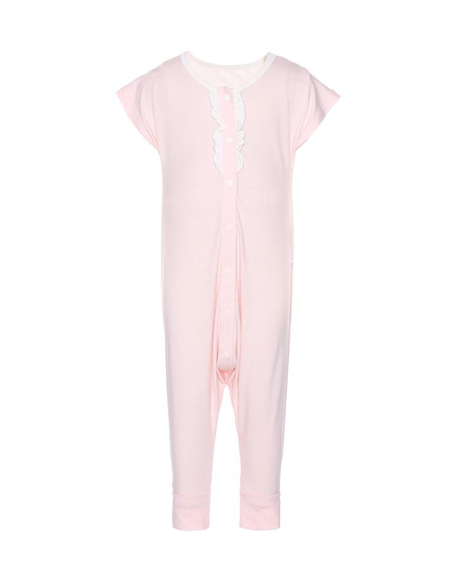 Aimer Baby睡衣|愛慕嬰兒靜享夏日女嬰幼短袖睡袋AB145