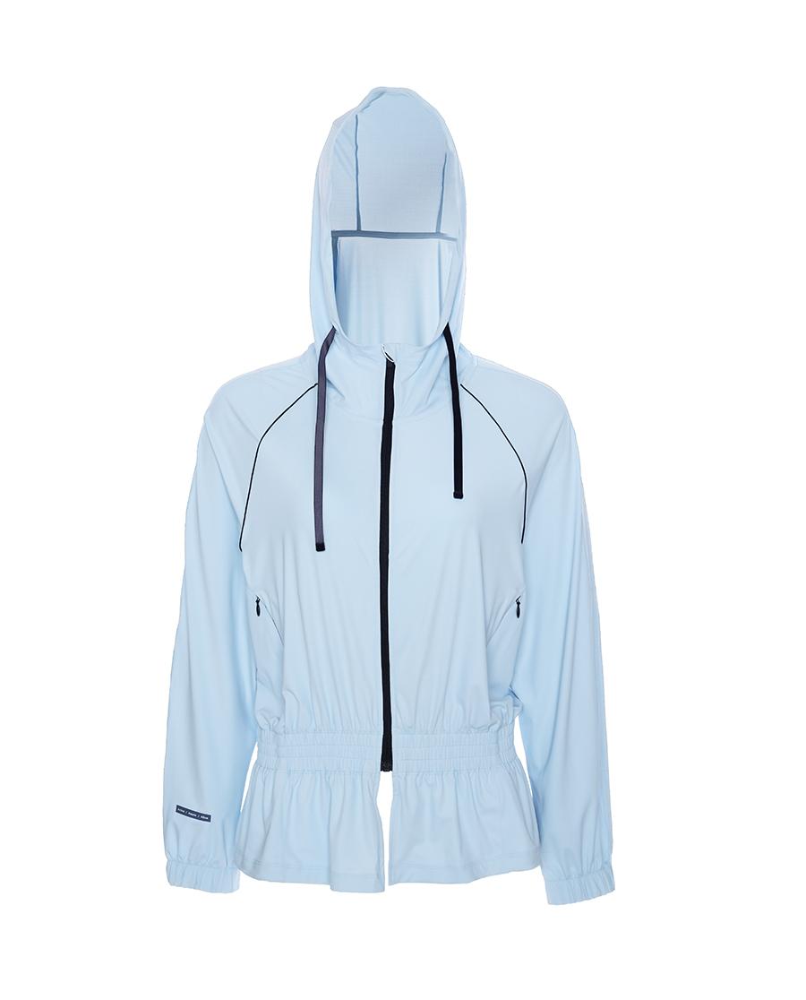 Aimer Sports睡衣|爱慕运动运动百搭II带帽拉链外套AS14