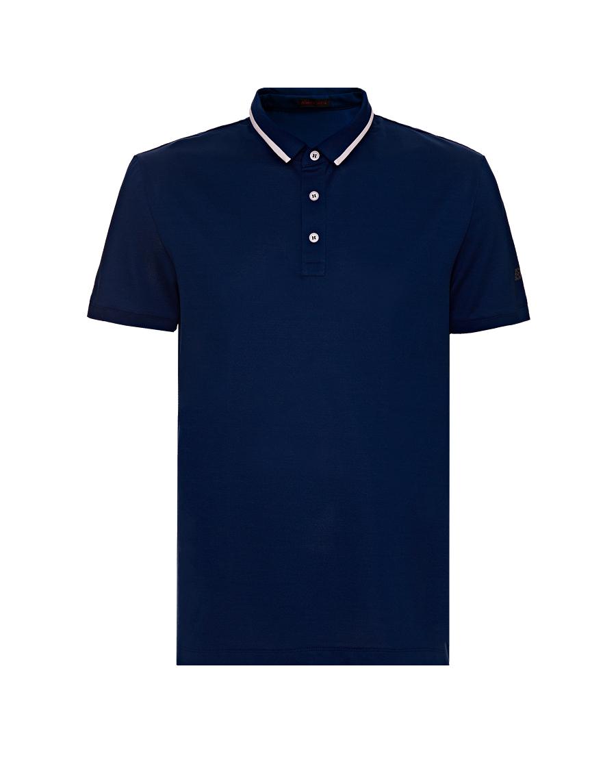 Aimer Men睡衣 爱慕先生15周年金标高尔夫系列翻领短袖N