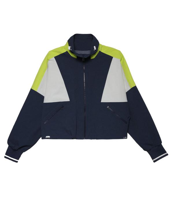 Aimer Sports睡衣|爱慕运动马拉松III宽松休闲拉链外套AS144K93