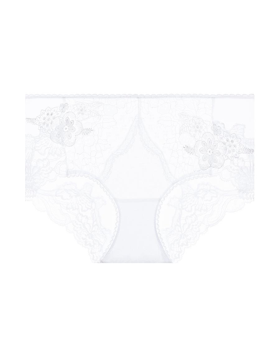 La Clover内裤| 兰卡文冰雪精灵系列中腰平角裤LC23N