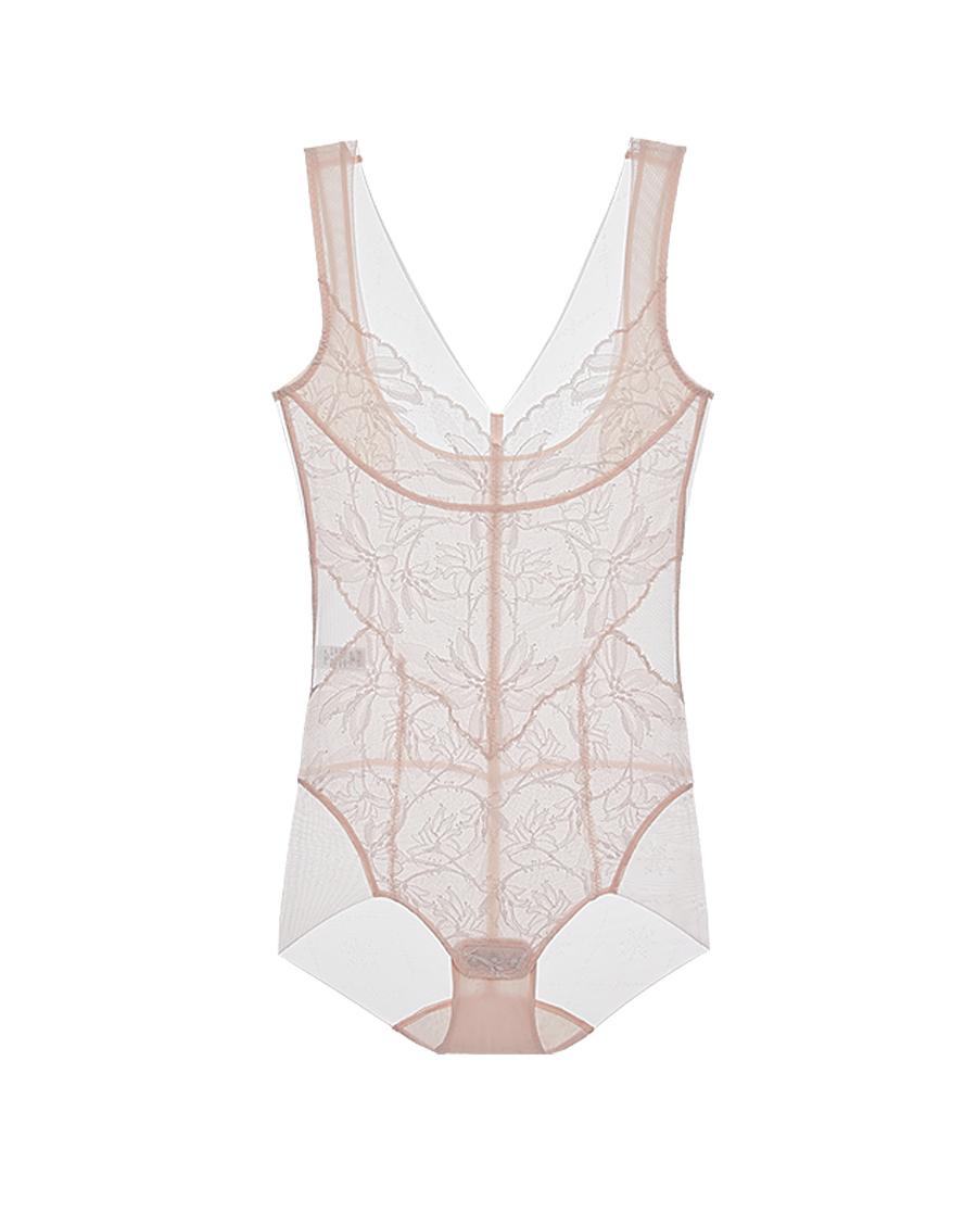 La Clover美体|兰卡文格调轻塑连体塑身衣LC36LR1
