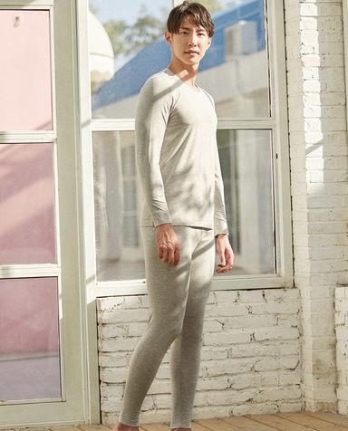 Body Wild保暖|宝迪威德50S莫代尔暖包腰长裤ZBN73JT1