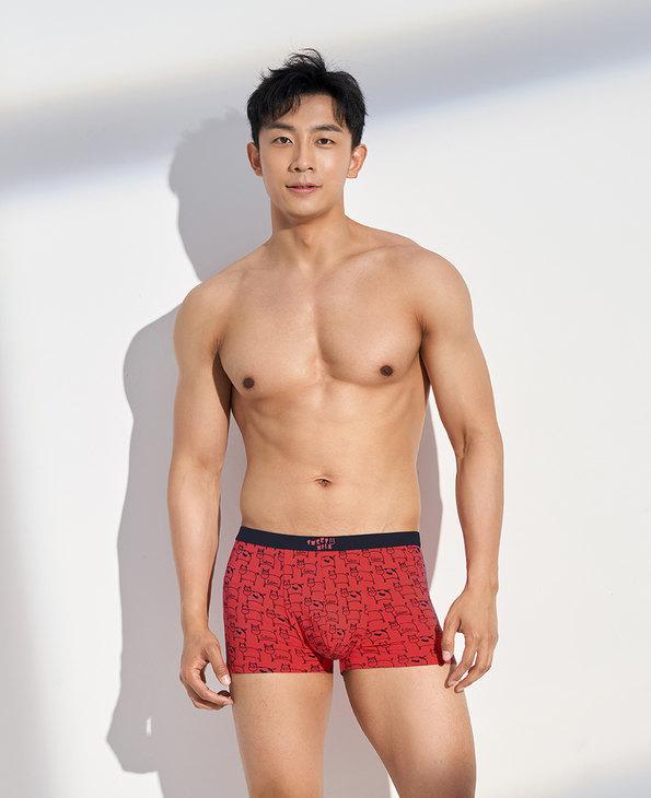 IMIS内裤|爱美丽牛气冲天男式平角裤IM23BAR4