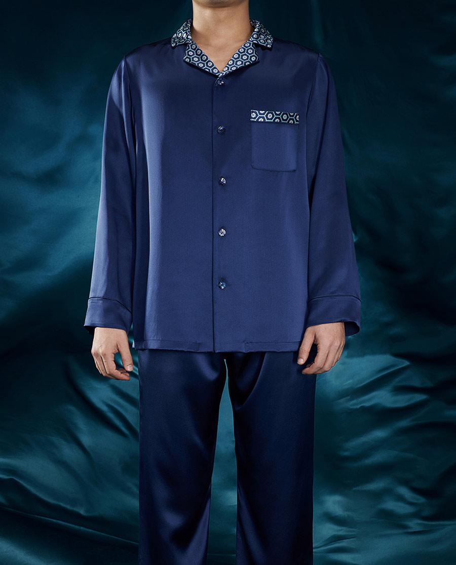 EMPERORIENT睡衣|皇锦男国际款HJ22037