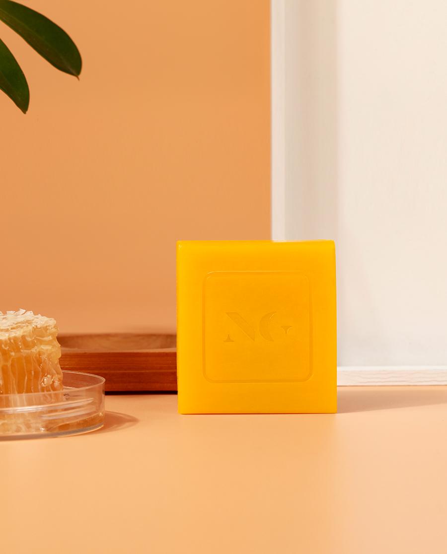 Nature's Gift护肤|纽格芙麦卢卡蜂蜜润肤皂NG10504