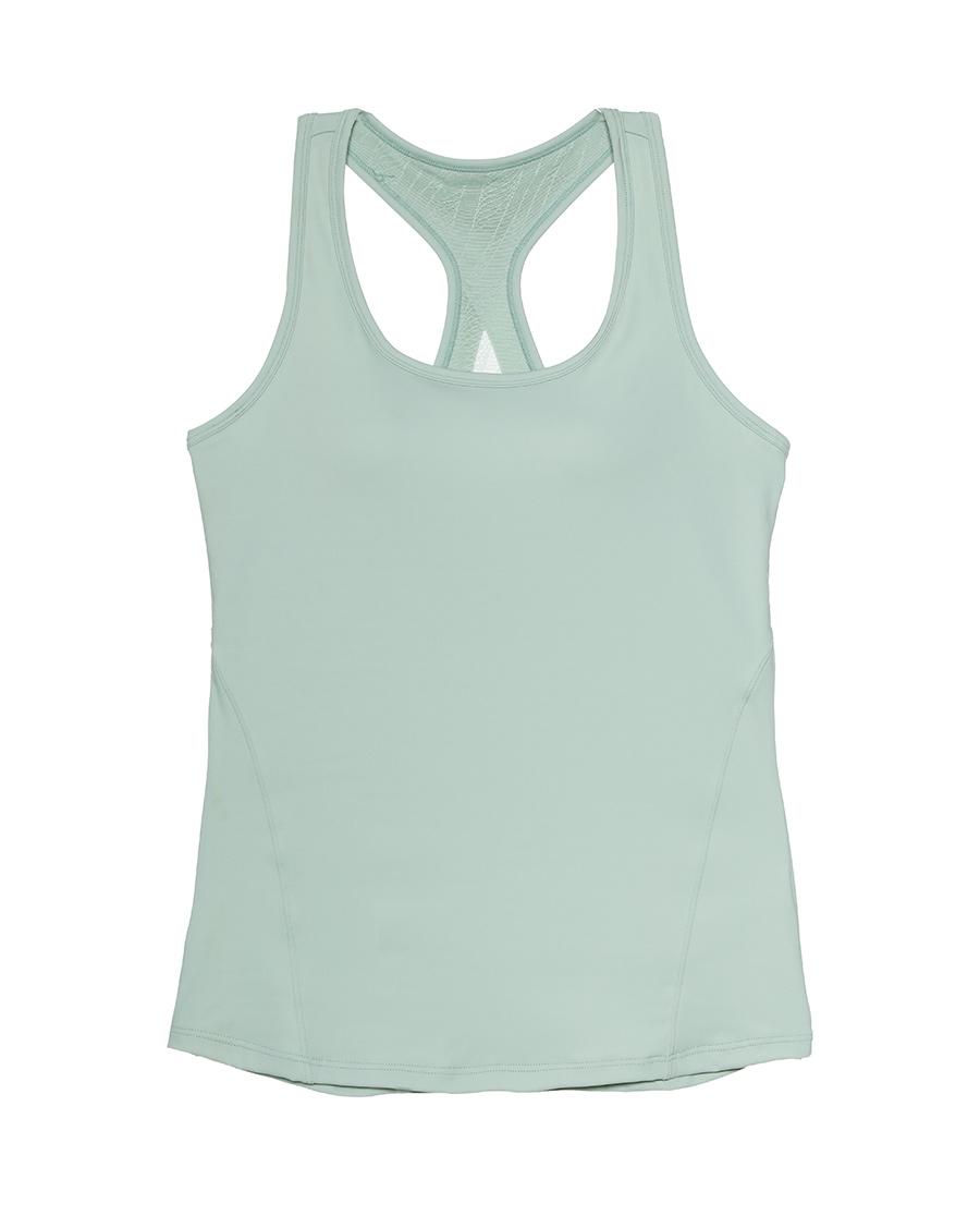 Aimer Sports运动装|爱慕运动舒展瑜伽II带杯瑜伽背心AS14