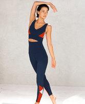爱慕运动热瑜伽III瑜伽高腰长裤AS153L61