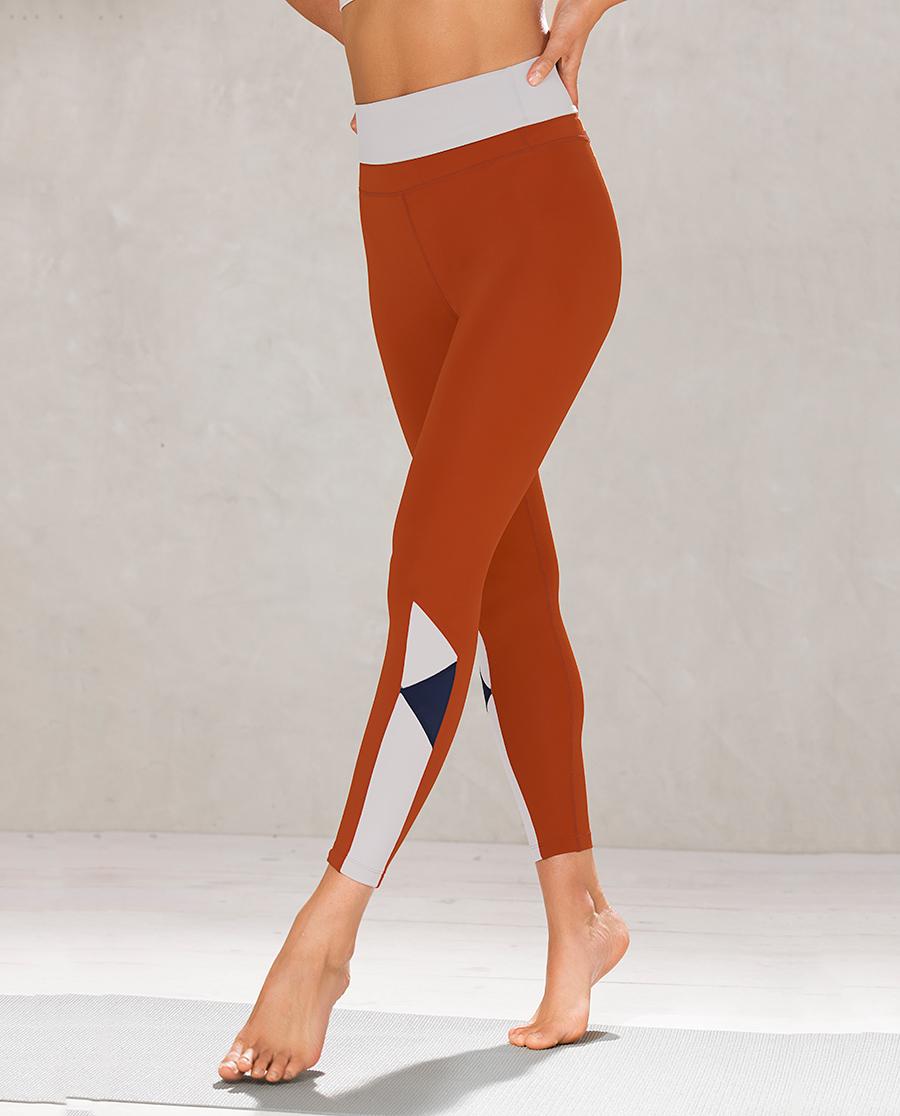 Aimer Sports运动装|爱慕运动热瑜伽III瑜伽高腰长裤AS15