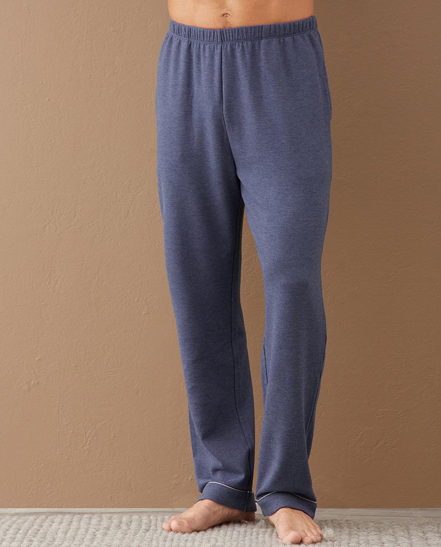 Aimer Men睡衣|爱慕先生20AW天竺绒家居长裤NS42D641