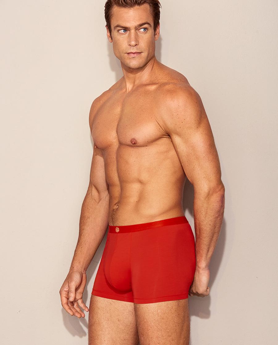 Aimer Men内裤|爱慕先生新红品概念裤装腰平角裤NS23D