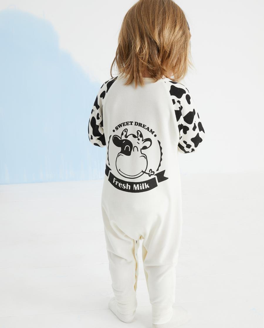 Aimer Baby保暖|爱慕婴儿软奶糖中性婴幼长款分腿睡袋AB3