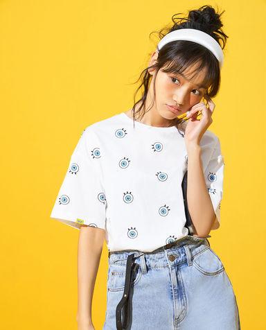 IMIS睡衣|爱美丽海绵宝宝大系列T恤IM45AYC1