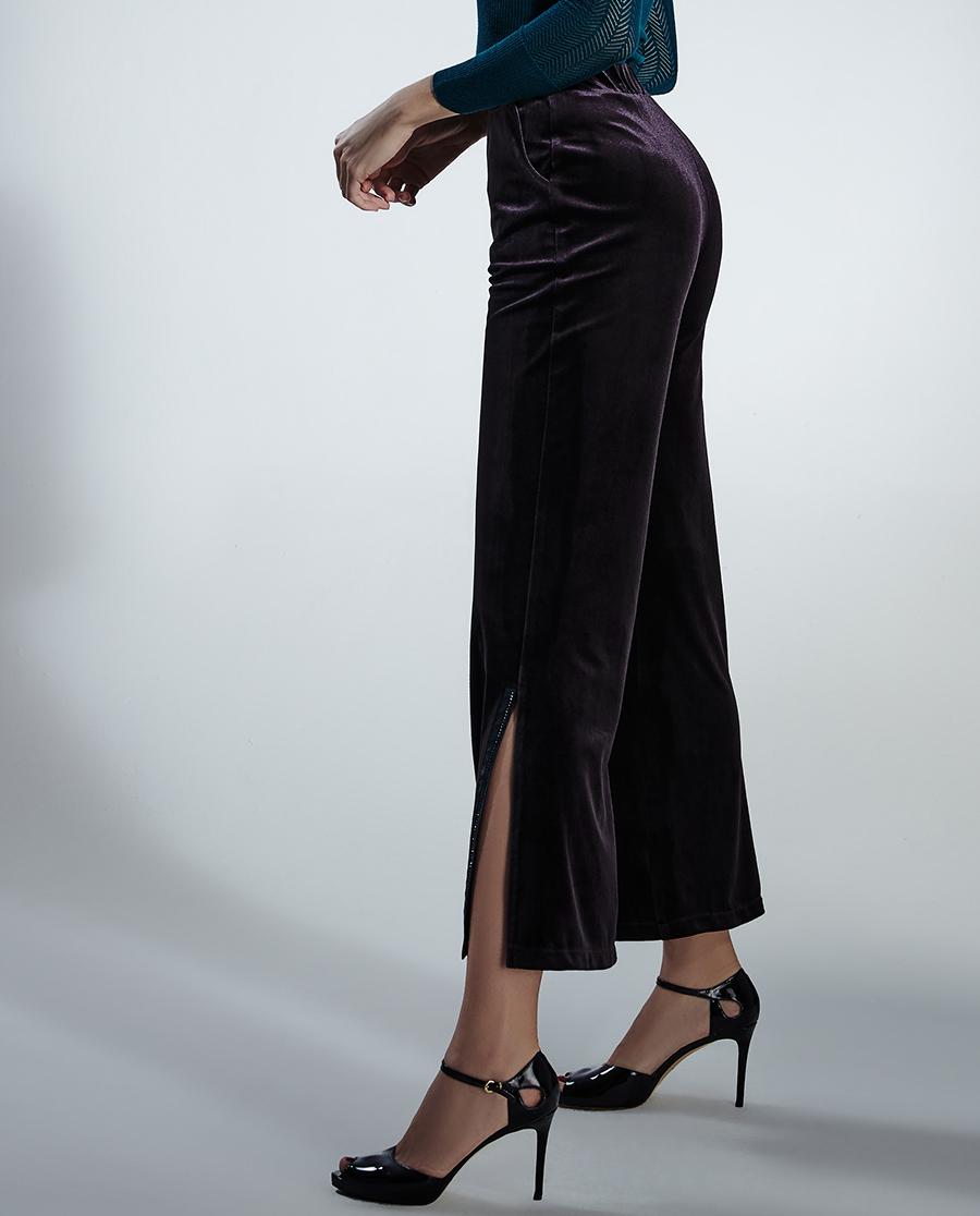La Clover睡衣|兰卡文宠物系列丝绒长裤LC82NE1