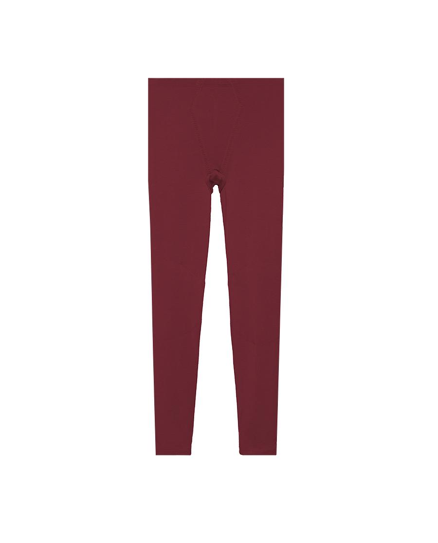 Aimer保暖|爱慕20AW暖绒单层长裤AM735211