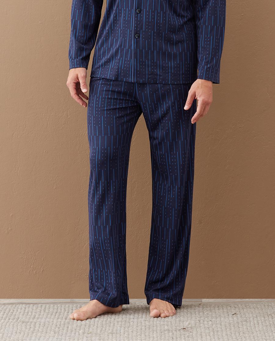 Aimer Men睡衣|爱慕先生幻影流星家居长裤NS42E081