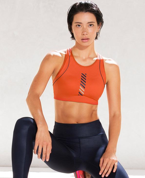 Aimer Sports文胸|爱慕运动运动派对II背心式运动文胸AS116L31