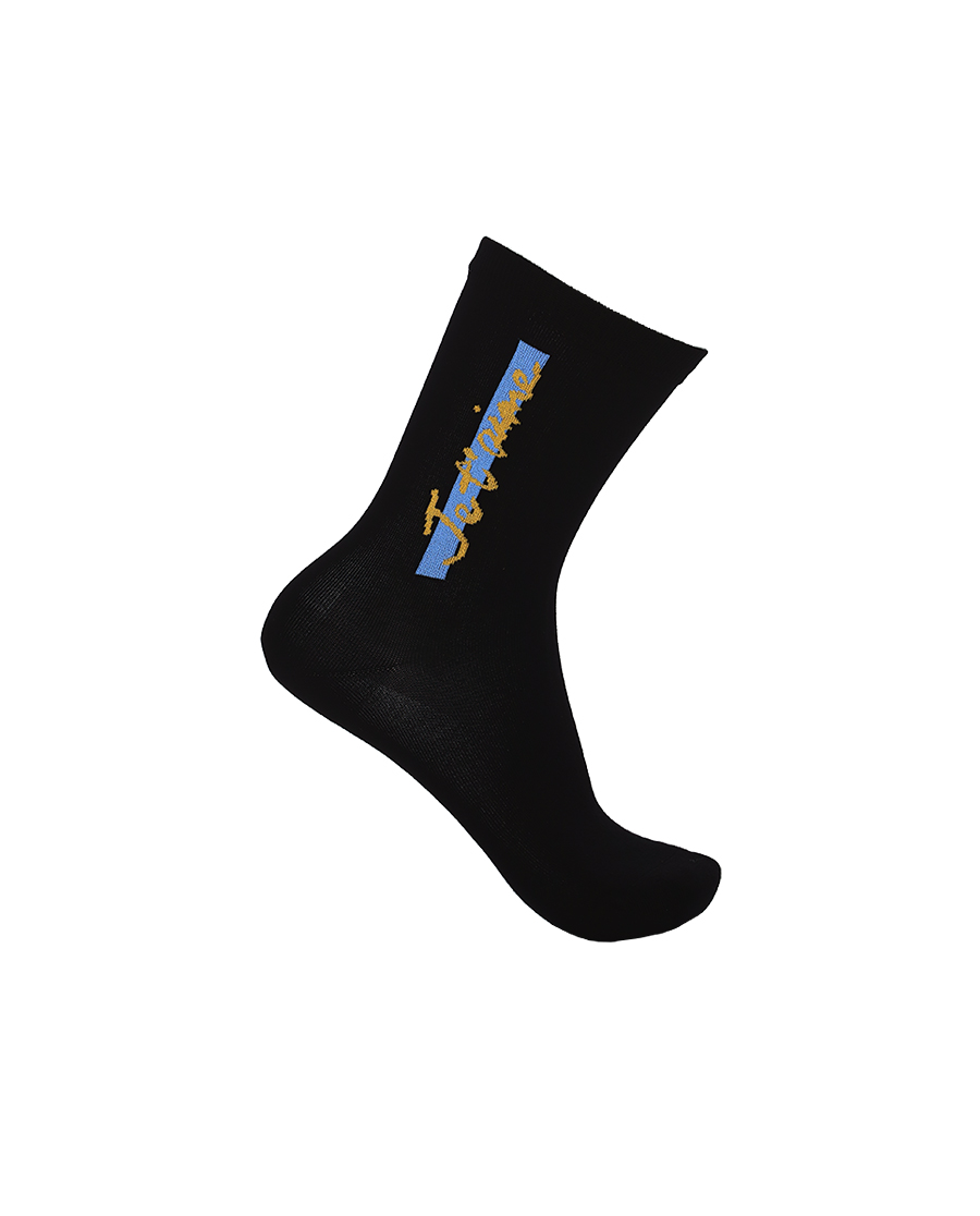 Aimer Basic袜子 爱慕在线-爱无国界(2件包)休闲短筒袜A