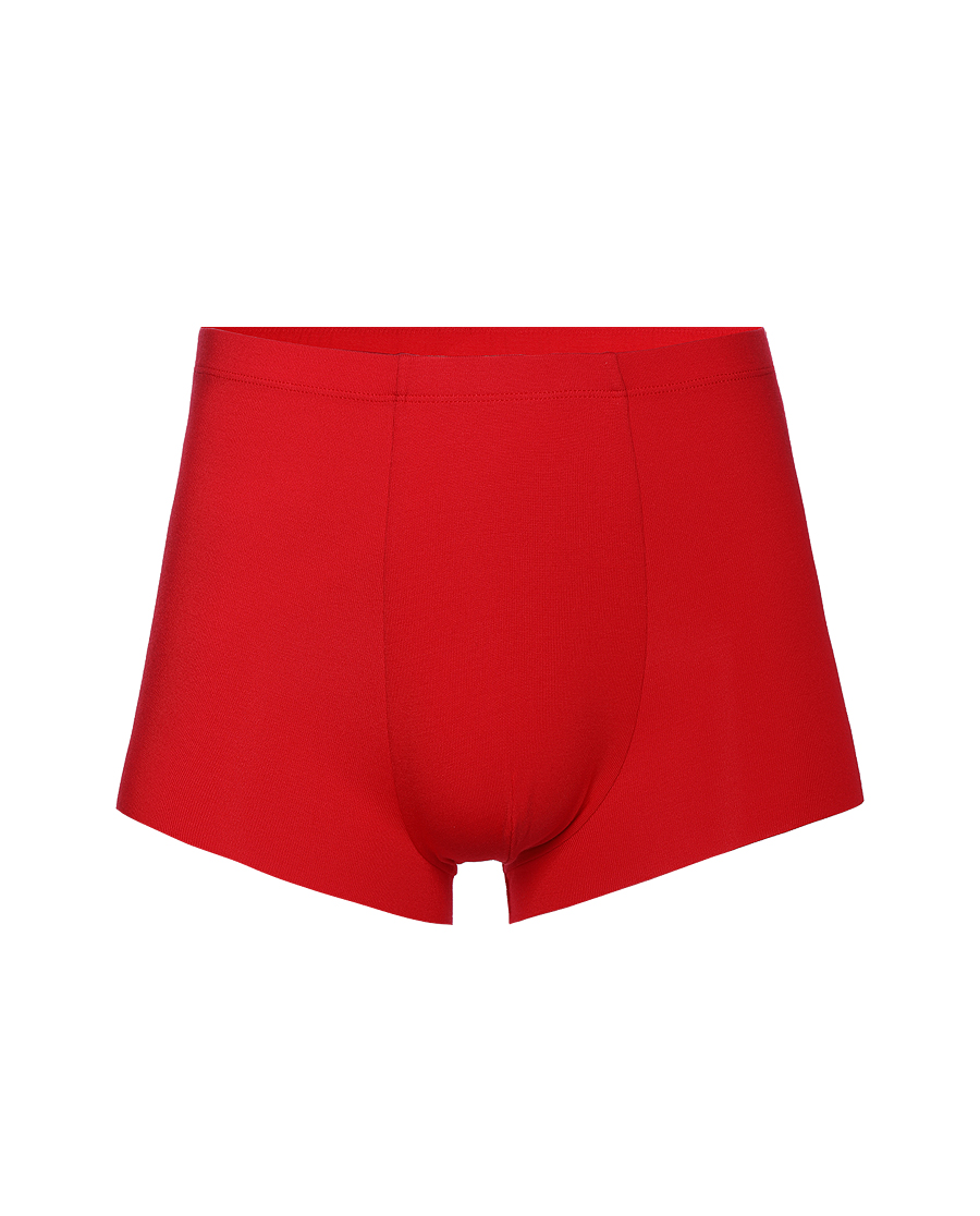 Aimer Junior内裤|爱慕少年贴身净痕少男中腰平角裤AJ223